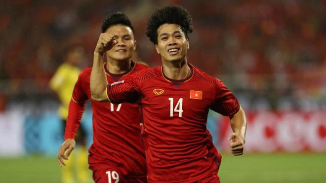 Bóng đá Việt Nam: Công Phượng lọt top 10 cầu thủ triển vọng nhất châu Á