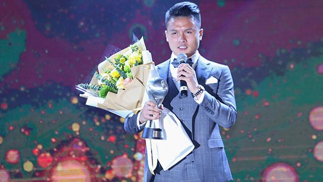 Quang Hải lọt top 30 gương mặt nổi bật được tạp chí Forbes Việt Nam vinh danh