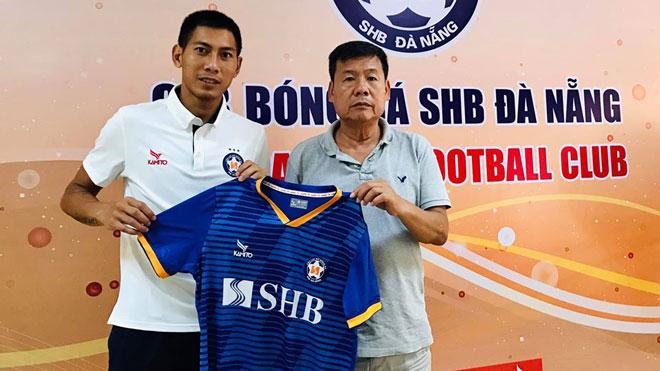 VIDEO: Tuấn Mạnh thi đấu cho SHB Đà Nẵng từ vòng 3 V League