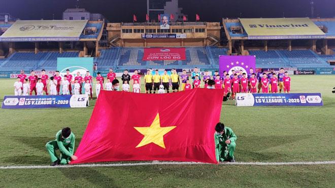 VIDEO: VPF lên kế hoạch tổ chức V League 2021