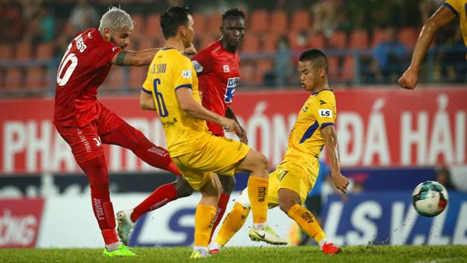Chốt thời gian thay đổi ngoại binh V League 2021