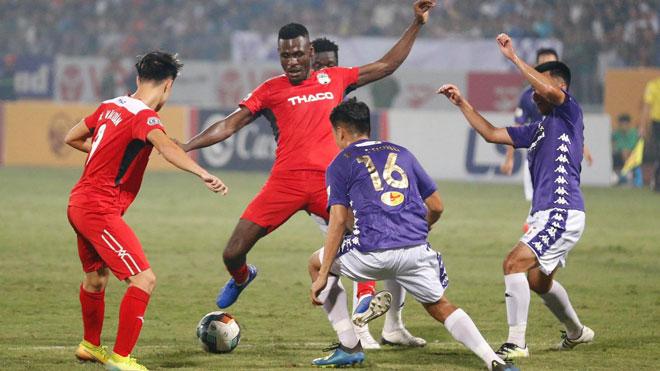 Điều chỉnh lịch thi đấu vòng 13 V-League 2021