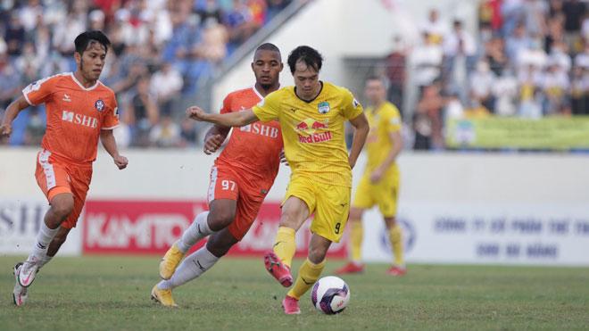 Video bàn thắng SHB Đà Nẵng 0-2 HAGL: Khẳng định sức mạnh