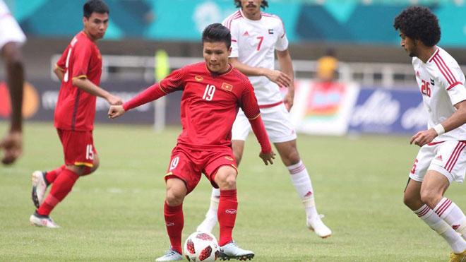 CĐV tại UAE chờ xem trực tiếp tuyển Việt Nam thi đấu