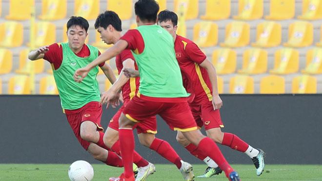 Video clip bàn thắng trận Việt Nam vs UAE