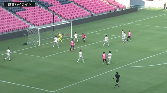 Video Cerezo Osaka 2-0 Gainare Tottori: Văn Lâm giữ sạch lưới