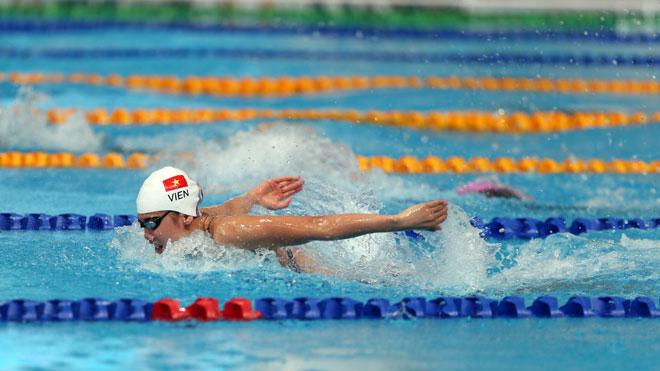 Kình ngư Ánh Viên được mời dự Olympic Tokyo