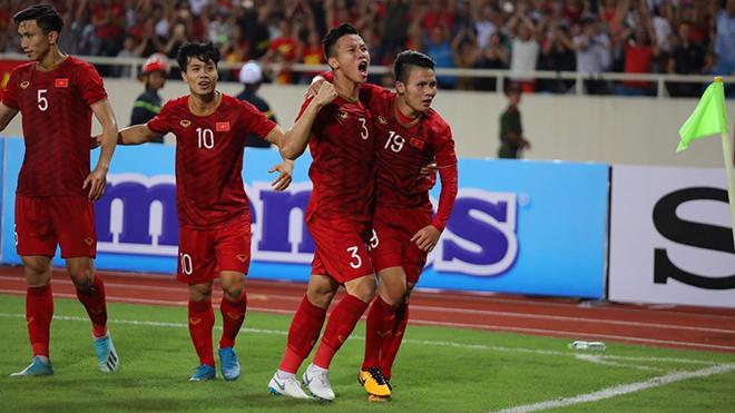 Kết quả bóng đá Việt Nam 1-0 Malaysia: Quang Hải lập công, Việt Nam giành chiến thắng đầu tiên ở vòng loại World Cup 2022