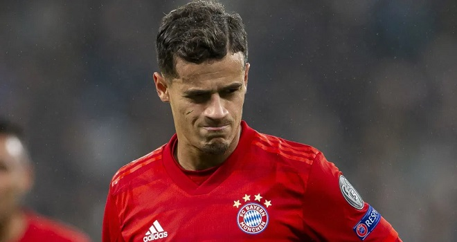 bóng đá, tin bóng đá, bóng đá hôm nay, tin bóng đá hôm nay, bong da hom nay, MU, Man United, Maguire, Coutinho, Mane, Bayern, Flick, Ter Stegen, Barca