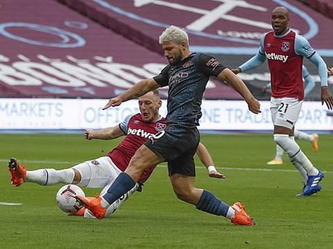 Trực tiếp West Ham vs Man City. Ngoại hạng Anh vòng 6. Trực tiếp K+ PM