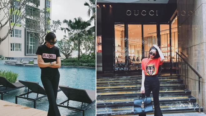 Đôi giầy hàng hiệu nào đang được các sao Việt 'sủng ái'