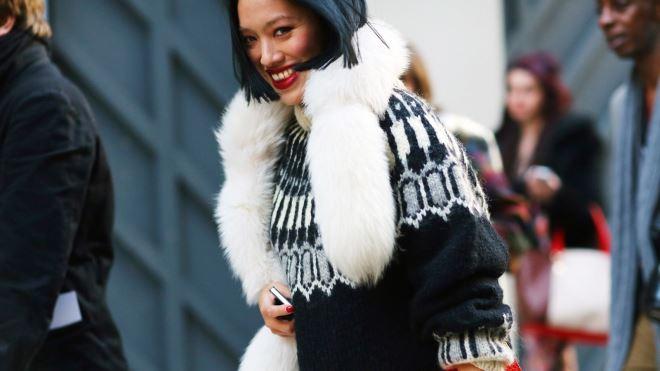 Mặc đồ lông thú đến Tuần lễ thời trang London 2017 sẽ bị đuổi về