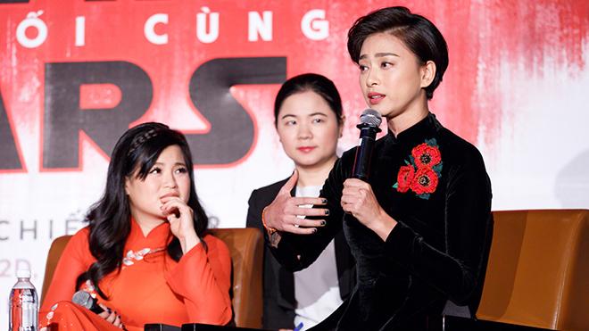 Ngô Thanh Vân mất 3 tháng để có gần 1 phút trong phim 'Star Wars'
