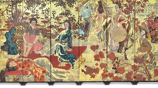 Kỳ nữ Lê Thị Lựu tạo bất ngờ về giá bán tại Sotheby's Hong Kong