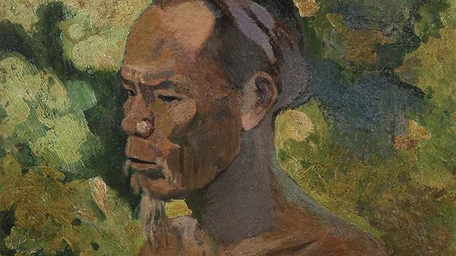 Bức sơn dầu tiền tỷ của Nam Sơn xứng đáng là kiệt tác của thế giới
