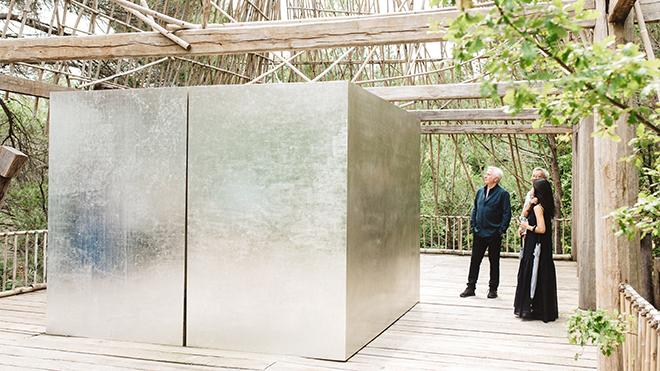 NTK Thủy Nguyễn bày tác phẩm tại vườn nghệ thuật danh giá Château La Coste ở Pháp