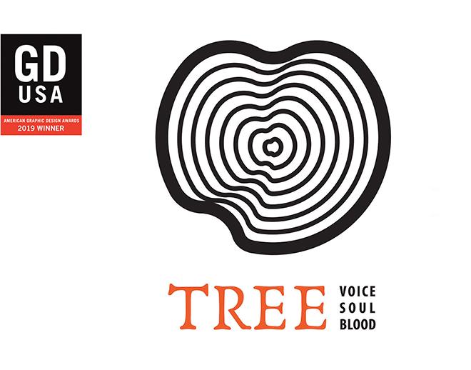 Logo Tâm xanh của nghệ sĩ Việt đoạt giải thưởng thiết kế đồ họa tại Mỹ