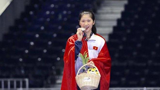 Tuyển thủ Karate Trang Cẩm Lành: Tài năng, sắc đẹp và tri thức