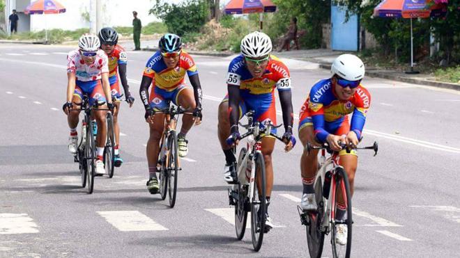 Tay đua Nguyễn Nhật Nam:  'Của để dành' của xe đạp Đồng Tháp