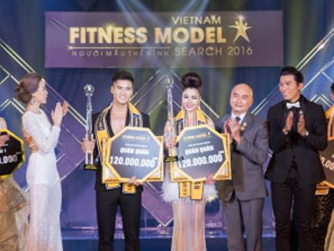 Người mẫu thể hình Việt Nam 2017 đã chính thức diễn ra từ ngày 29-5