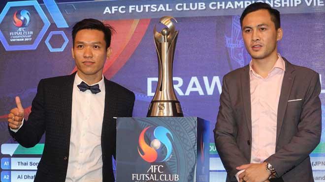 Thái Sơn Nam muốn tái lập kỳ tích ở giải futsal các CLB châu Á