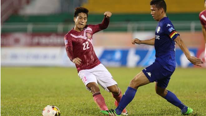 Ngoại binh tiền tỷ tỏa sáng, B.Bình Dương ngược dòng ngoạn mục hạ Sài Gòn FC