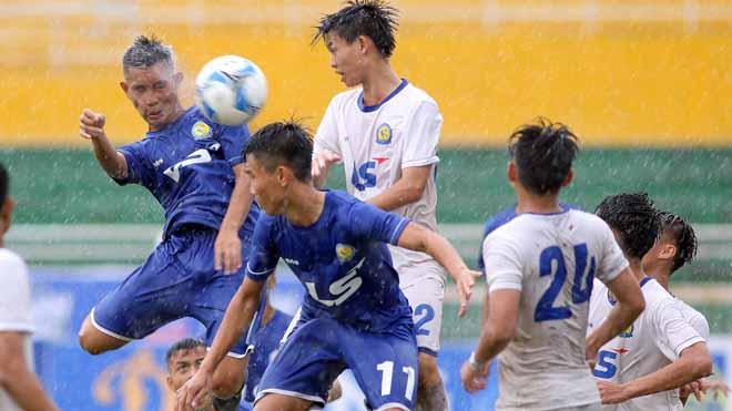 HAGL thảm bại ngày khai mạc VCK U17 QG - Cúp Thái Sơn Nam 2017