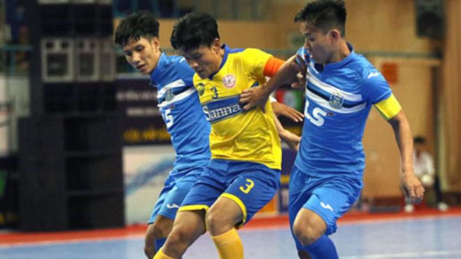 Thái Sơn Nam gây ấn tượng mạnh với tân HLV tuyển futsal Việt Nam