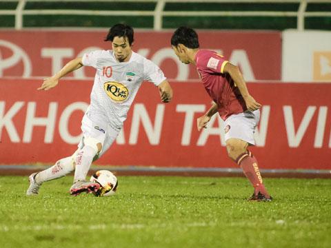 Trận đấu giữa 2 đội trên sân Thống Nhất sẽ diễn ra vào 18h tối 14/4. Ảnh: HT