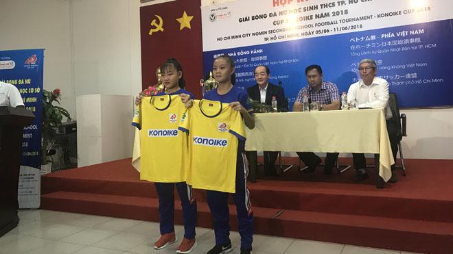 Bóng đá nữ TP.HCM có cơ hội hợp tác với Nhật Bản