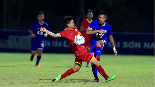 Học trò Ryan Giggs đặt một tay vào bán kết VCK U17 QG – Cúp Thái Sơn Nam 2018