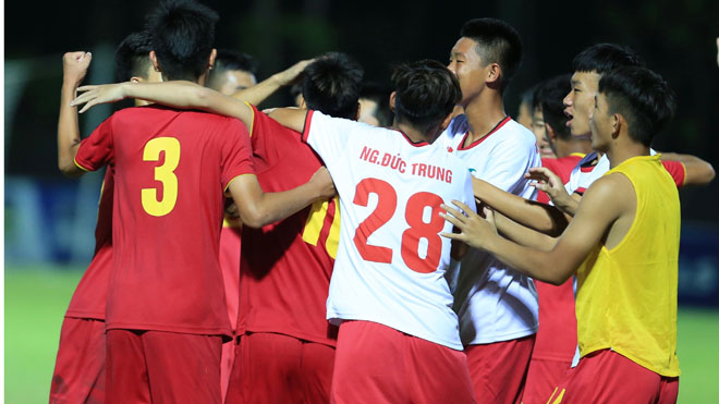 Giải U17  – Cúp Thái Sơn Nam 2018: PVF thành cựu vô địch, SLNA vào chung kết với Viettel