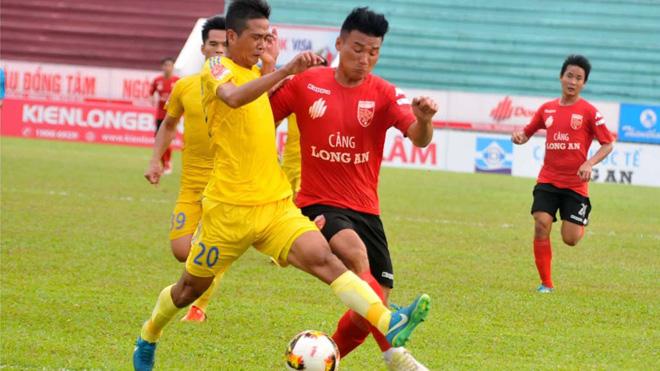 Giải hạng Nhất QG - An Cường 2018: Cựu tuyển thủ U23 Việt Nam tỏa sáng