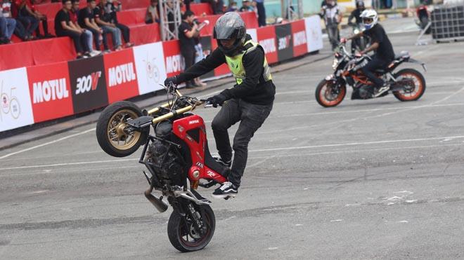 Những nhà vô địch thế giới biểu diễn ở Motul Stunt Fest2018