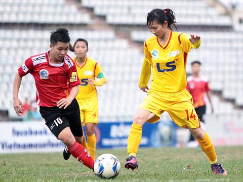 TP.HCM 1 (vàng) tạm vươn lên ngôi nhì bảng sau 4 lượt trận