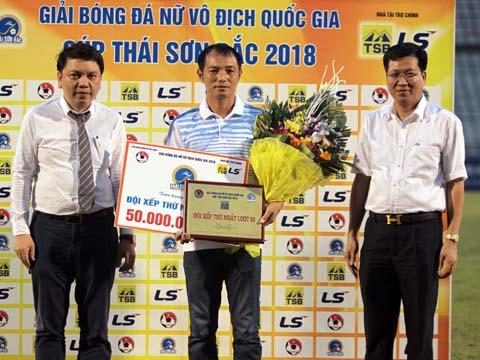 Hà Nội 1 vô địch lượt đi với 16 điểm