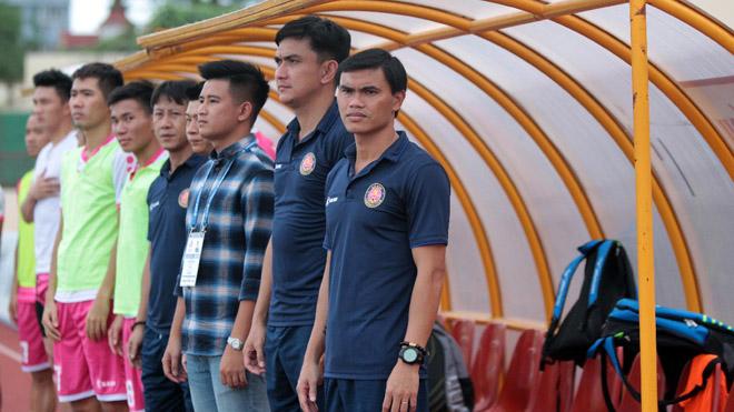 Sài Gòn FC xuống cuối bảng xếp hạng, HLV Tài Em dứt áo ra đi