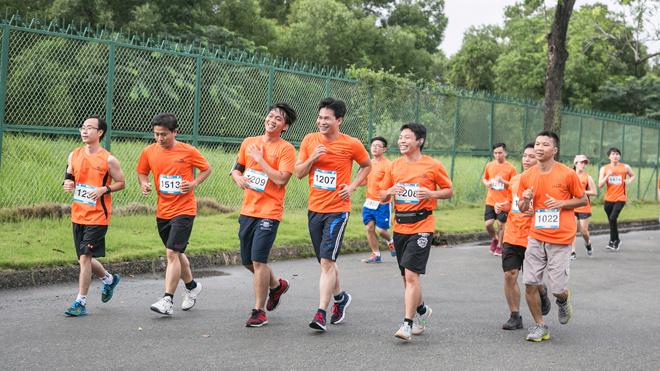 10 ngàn người chạy bộ giúp Việt Nam thoát danh hiệu 'Quốc gia lười vận động'