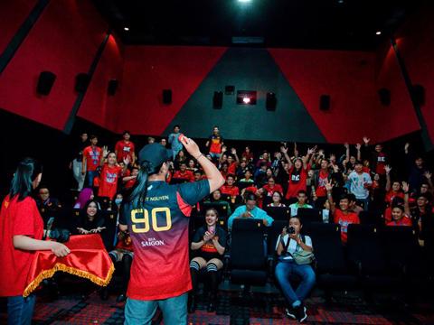 Saigon Heat tổ chức giao lưu tri ân CĐV. Ảnh: BM