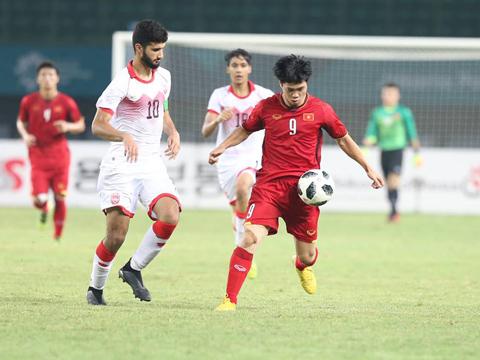 Cơ hội giành tấm HCĐ ASIAD 18 là rất lớn cho U23 Việt Nam. Ảnh: Hoàng Linh