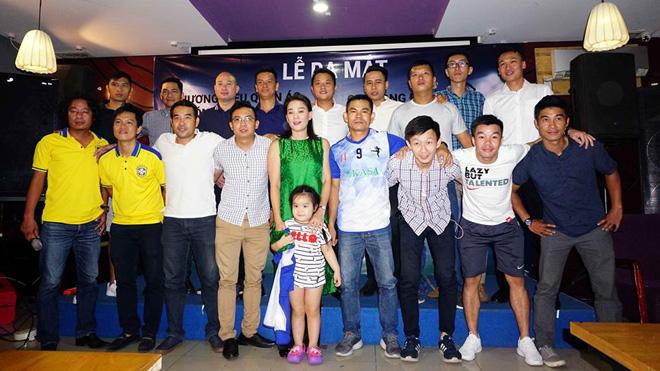 Ra mắt CLB phóng viên thể thao PTV Sài Gòn