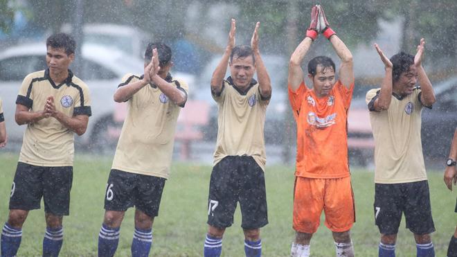 Công Vinh, cựu đội trưởng U23 Việt Nam đá giao hữu làm từ thiện