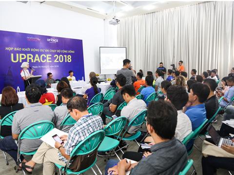 """UPRACE 2018 kỳ vọng sẽ là bước khởi đầu giúp Việt Nam thoát khỏi danh hiệu """"Quốc gia lười vận động"""". Ảnh: LG"""