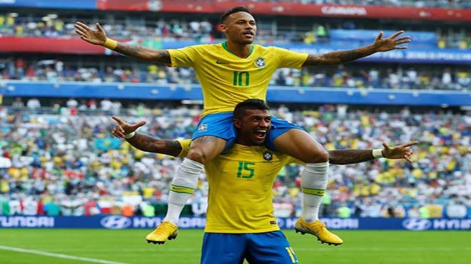 'Brazil, Pháp, Croatia, Anh sẽ vào bán kết'