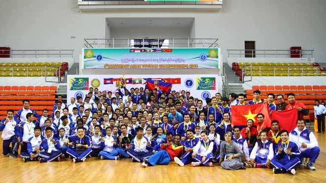 Võ Việt Nam sẽ có mặt tại SEA Games 30