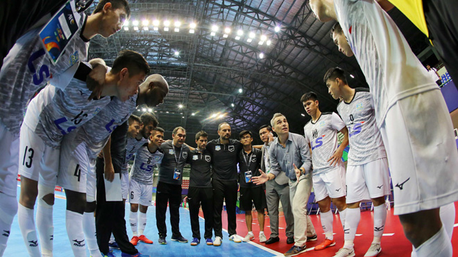 Futsal Việt Nam 'lên đời' với HLV Miguel Rodrigo (Trực tiếp bán kết futsal châu Á)