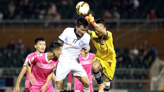 SHB Đà Nẵng thua, Minh Phương trách học trò