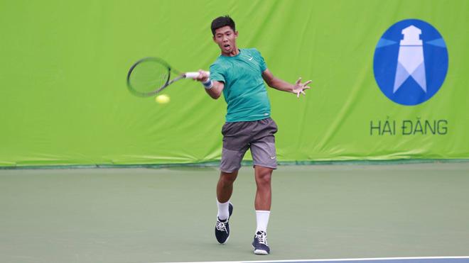 Quần vợt trẻ Việt Nam khởi đầu ấn tượng ở giải U18 quốc tế ITF 2018