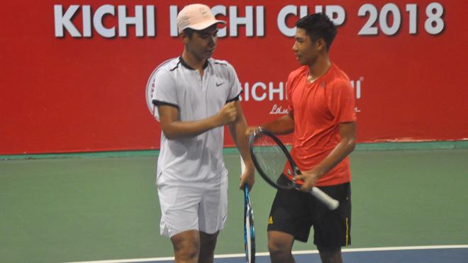 Thêm sân chơi lớn cho quần vợt trẻ Việt Nam