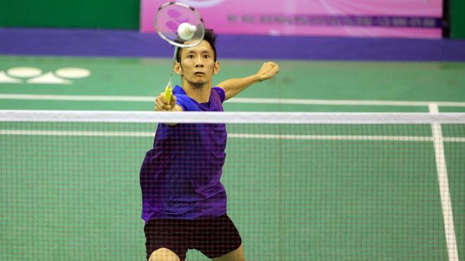 Vợ chồng Tiến Minh – Vũ Thị Trang dừng bước ở Vietnam Open 2018